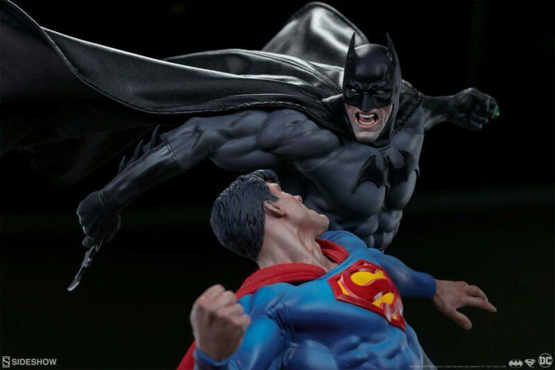 DC Comics Statue Batman vs. Superman 60 cm