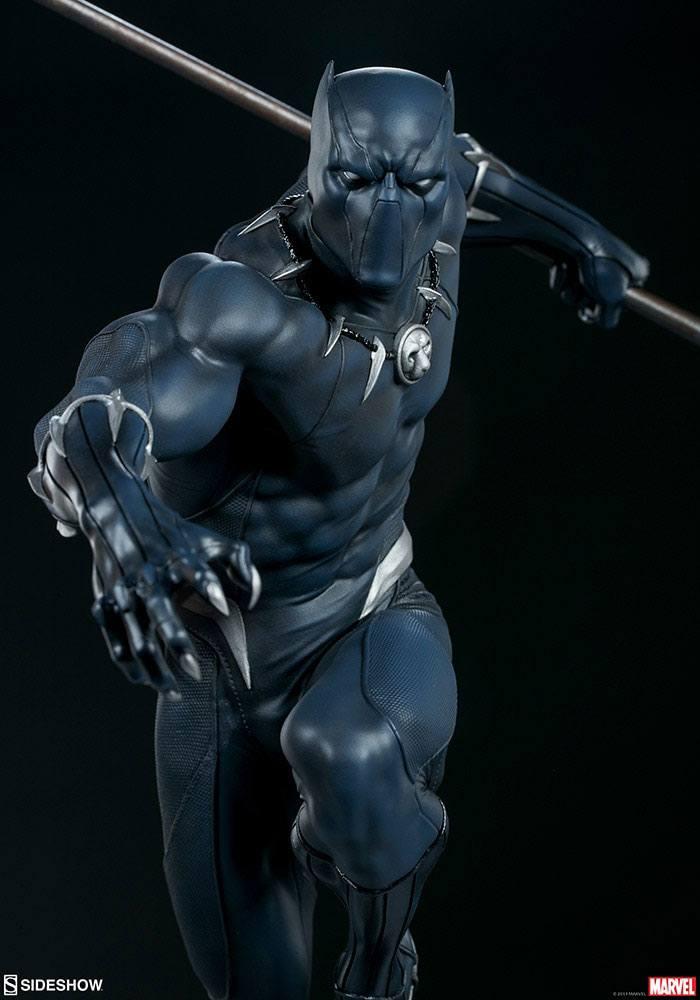 Avengers Assemble Statue 1/5 Black Panther 41 cm