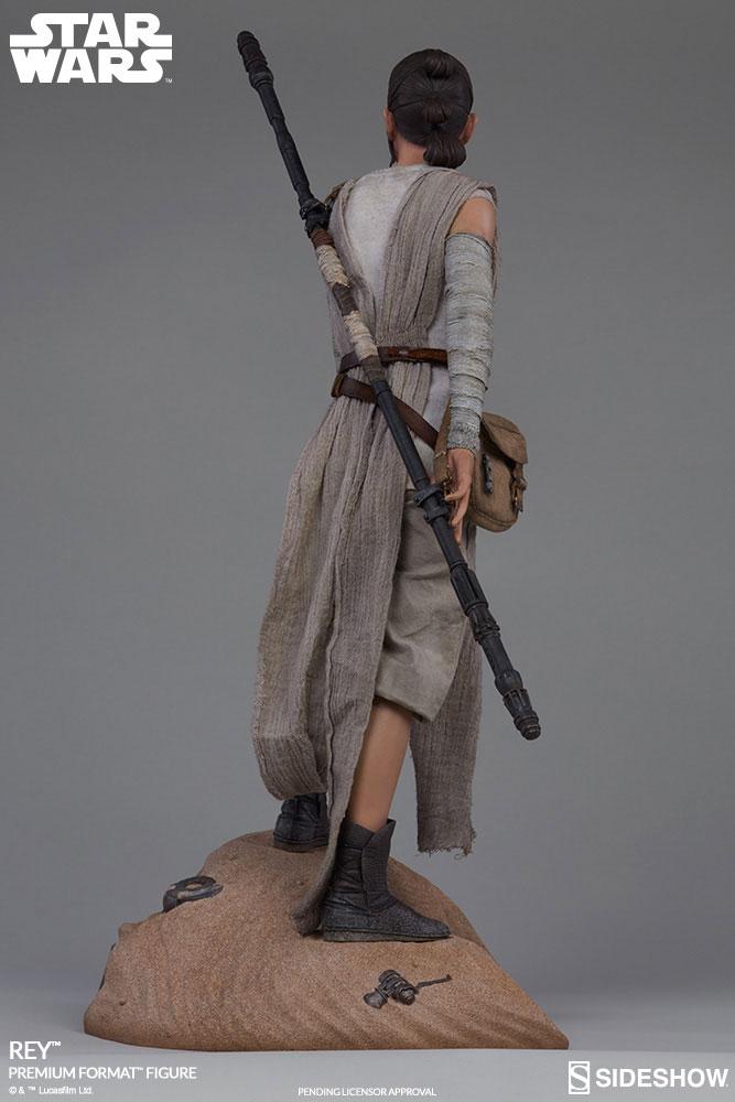 Star Wars Episode VII Premium Format Figure Rey 50 cm