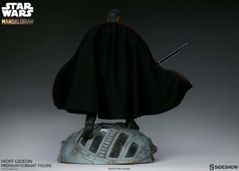 Star Wars The Mandalorian Premium Format Figure Moff Gideon 50 cm