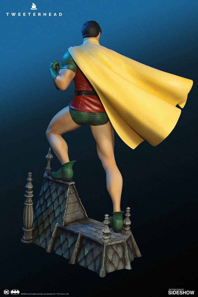 DC Comic Super Powers Collection Maquette Robin 41 cm