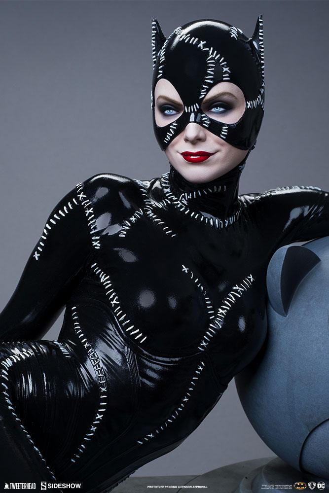Batman Returns Maquette 1/4 Catwoman 34 cm