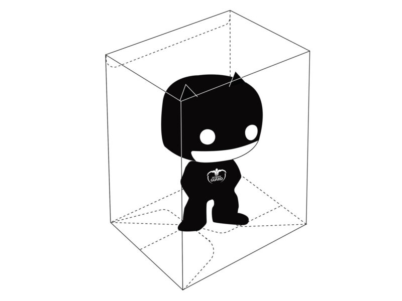 Ultimate Guard Protective Case for Funko POP!™ Figures (10)