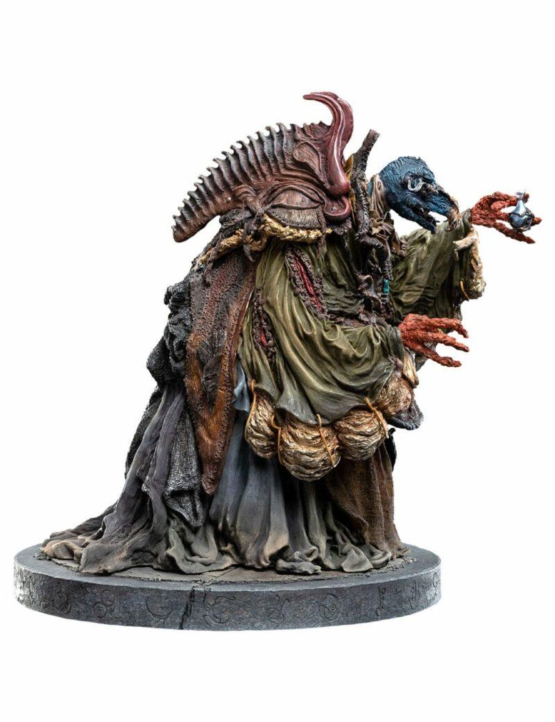 The Dark Crystal: Age of Resistance Statue 1/6 SkekTek The Scientist Skeksis 30 cm