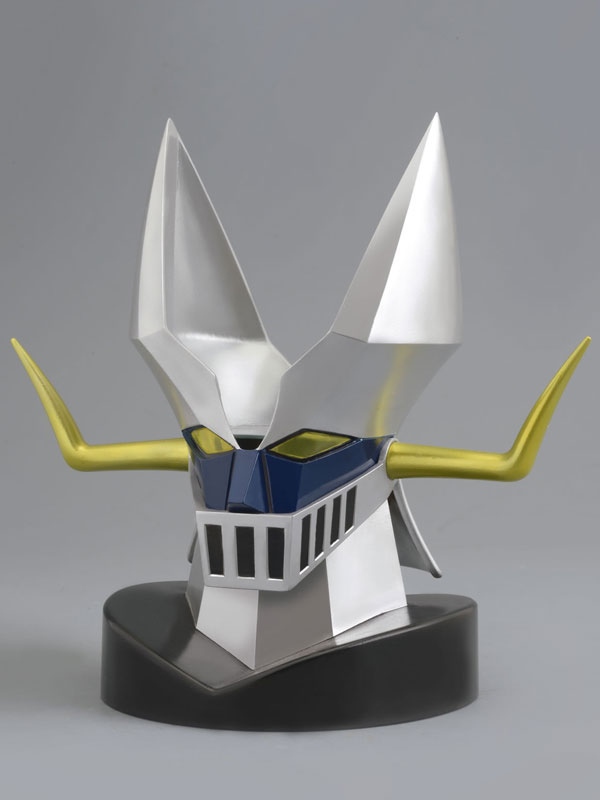 Mazinger Z Diecast Figure Metal Action No. 2 Great Mazinger Brain Condor Head 10 cm