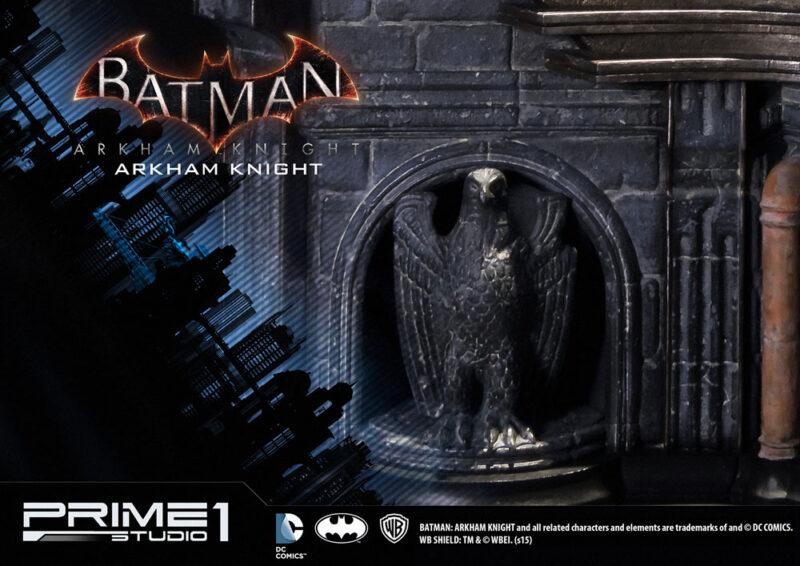 Batman Arkham Knight 1/3 Statue Arkham Knight 85 cm