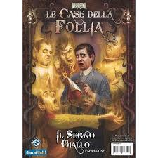 LE CASE DELLA FOLLIA PRIMA EDIZIONE - ESPANSIONE IL SEGNO GIALLO