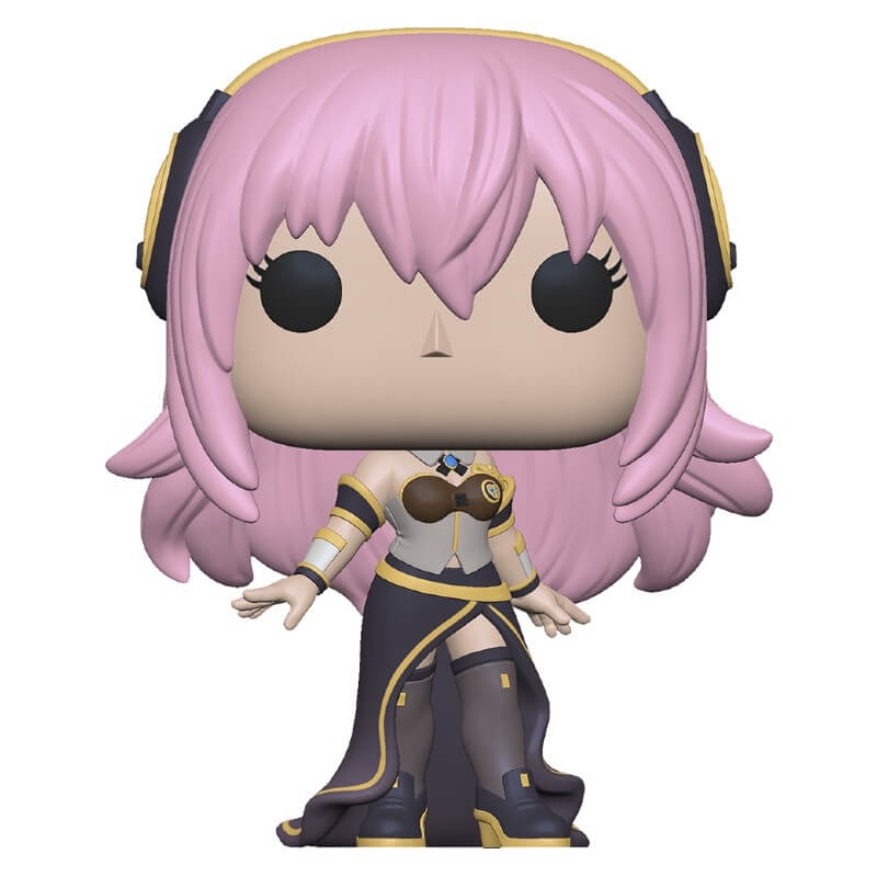 Vocaloid POP! Animation Vinyl Figure Mergurine Luka V4X 9 cm