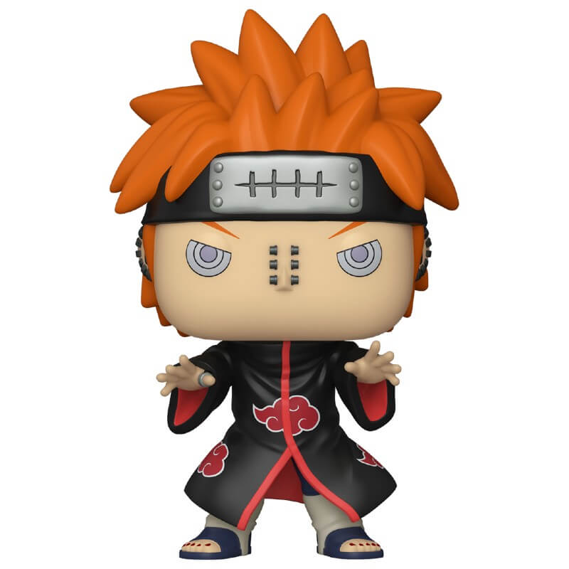 Naruto Shippuden POP! Animation Vinyl Figure Pain 9 cm