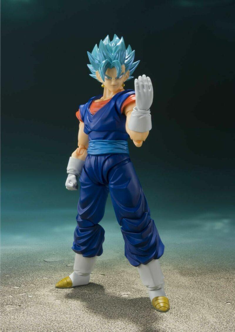 Dragonball Z Vegito Super Saiyan God Super SH Figuarts