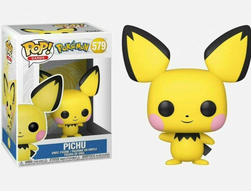 Pokemon POP! Pokemon Pichu Vinyl Figure 9 cm