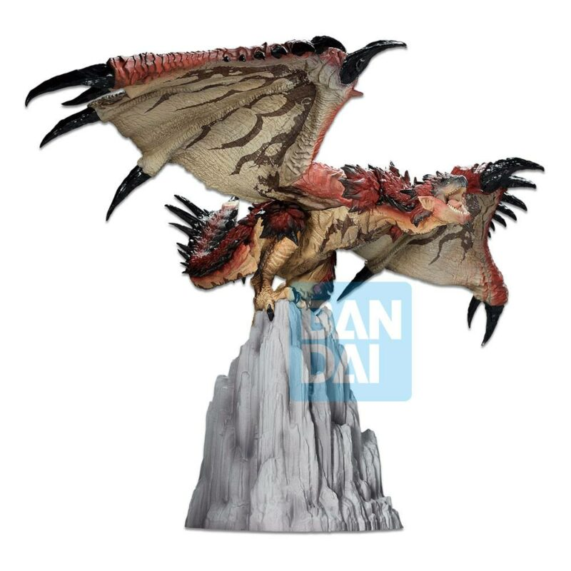 Monster Hunter Ichibansho PVC Statue Rathalos 20 cm