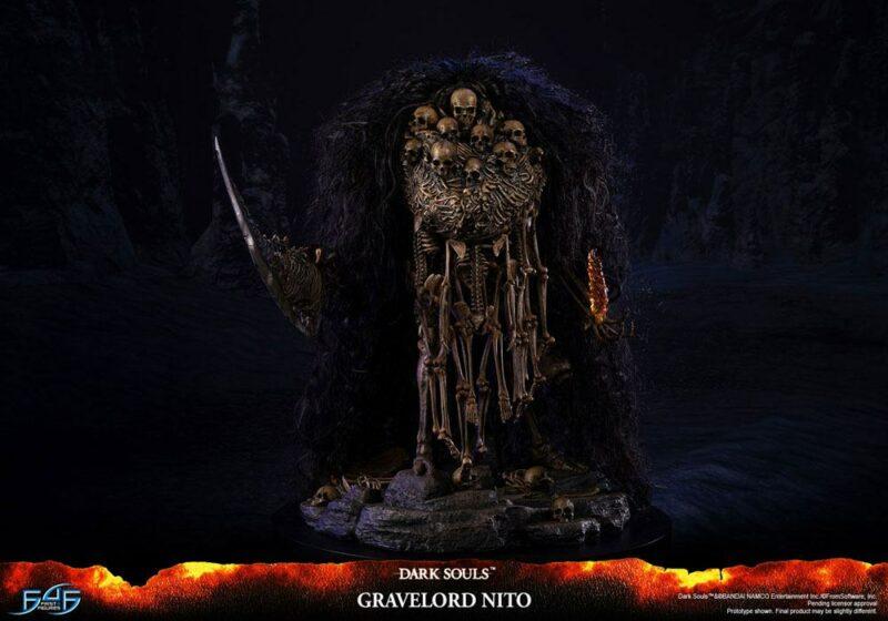 Dark Souls Statue Gravelord Nito 68 cm