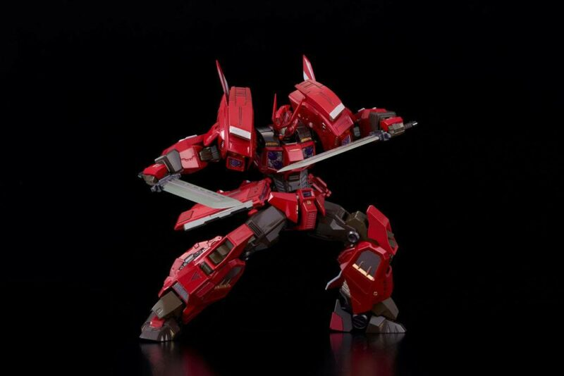 Transformers Furai Model Plastic Model Kit Shattered Glass Drift 16 cm