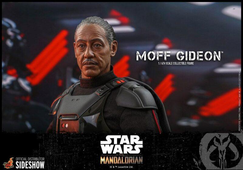 Star Wars The Mandalorian Action Figure 1/6 Moff Gideon 29 cm
