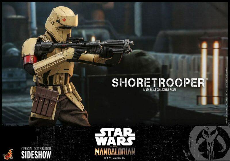 Star Wars The Mandalorian Action Figure 1/6 Shoretrooper 30 cm