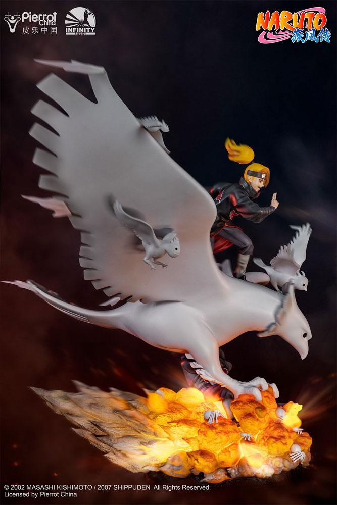 Naruto Statue 1/6 Deidara & Tobi 67 cm