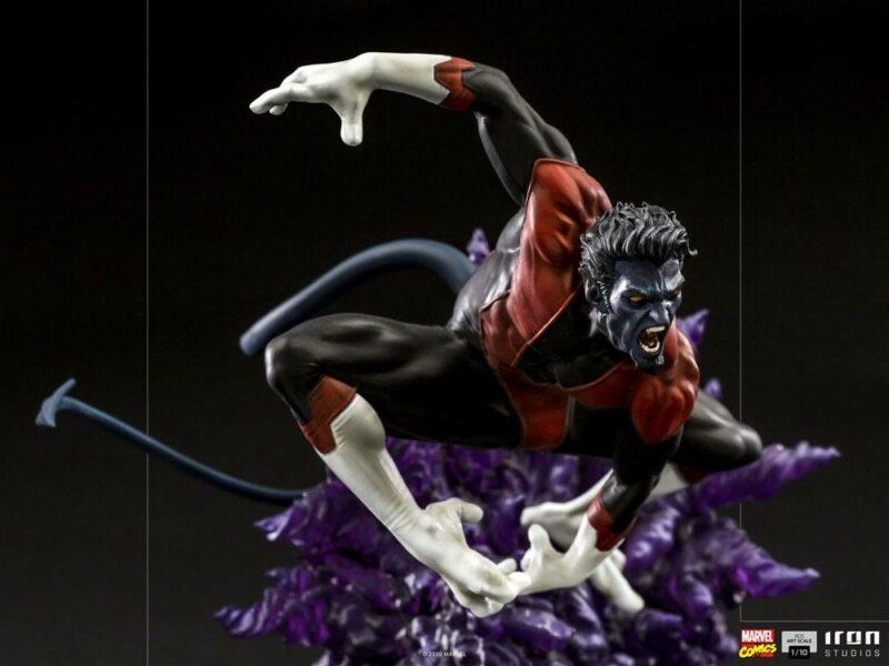 Marvel Comics BDS Art Scale Statue 1/10 Nightcrawler 20 cm