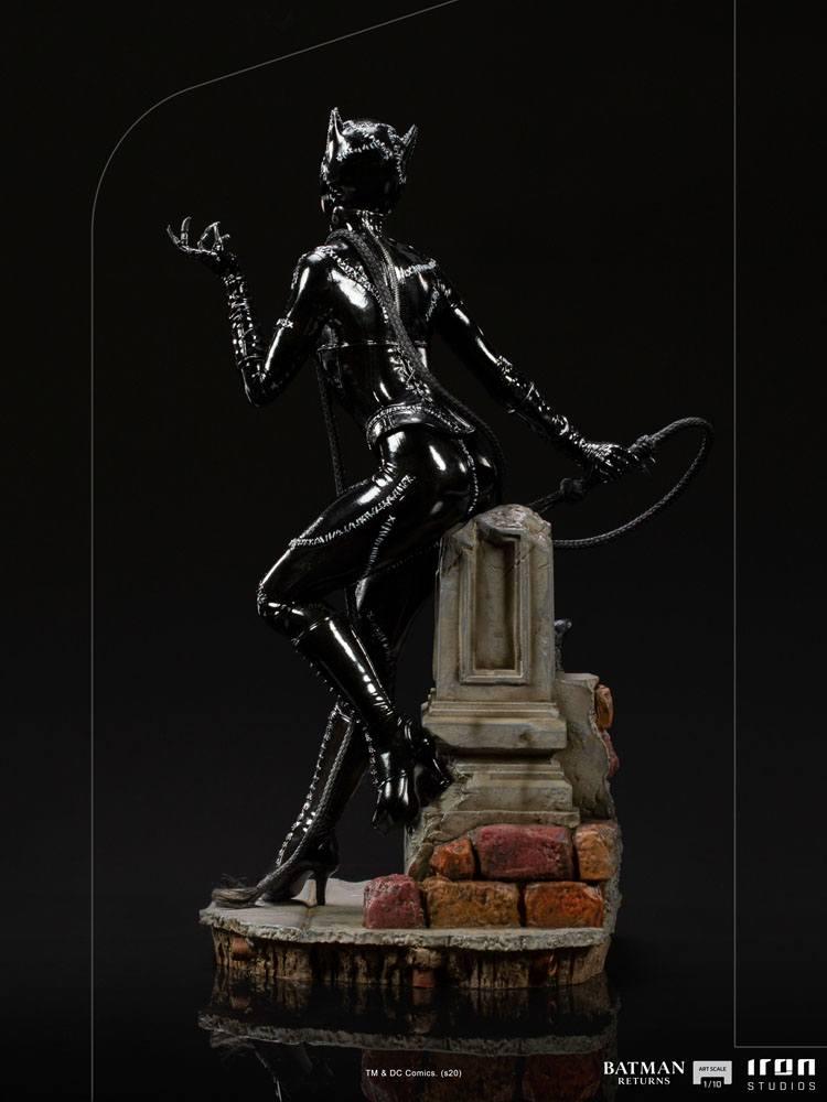 Batman Returns Art Scale Statue 1/10 Catwoman 20 cm