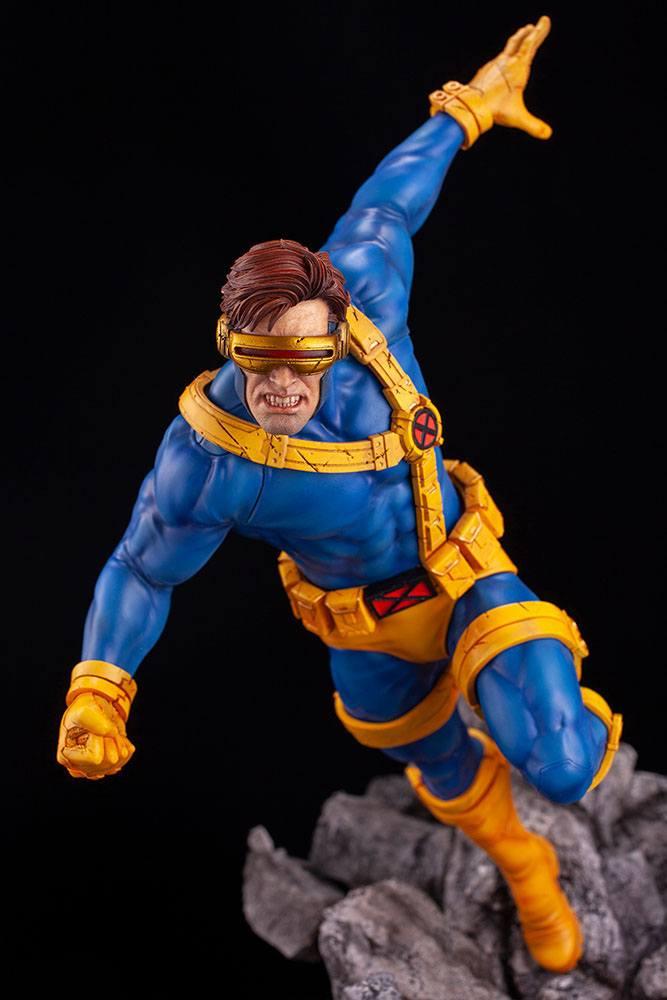 Marvel Comics Fine Art Statue 1/6 Cyclops 40 cm