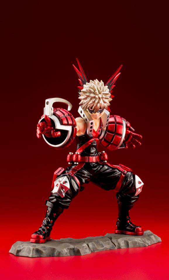My Hero Academia ARTFXJ Statue 1/8 Katsuki Bakugo Limited Edition 23 cm