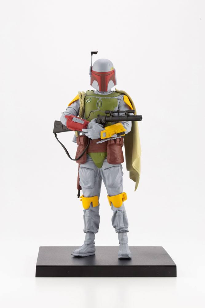 Star Wars Episode V ARTFX+ Statue 1/10 Boba Fett Vintage Color Exclusive 19 cm
