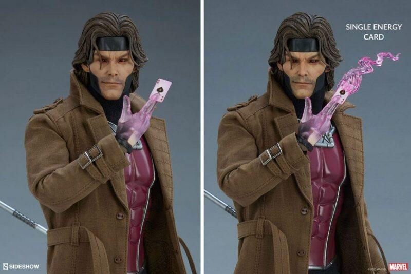 X-Men Action Figure 1/6 Gambit Deluxe 30 cm
