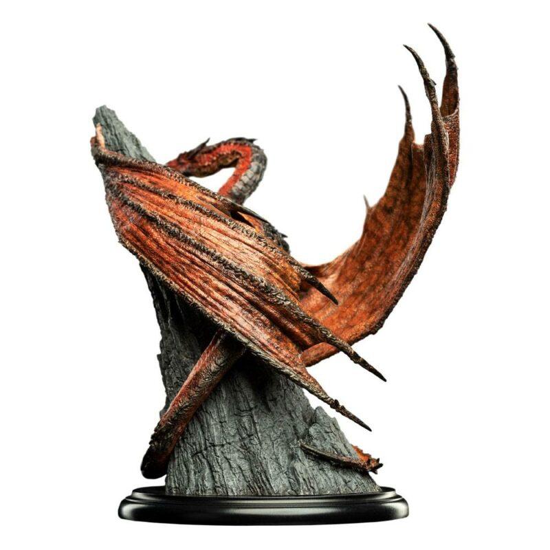 The Hobbit Trilogy Statue Smaug the Magnificent 20 cm