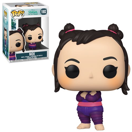 Raya and the Last Dragon POP! Disney Vinyl Figure Noi 9 cm
