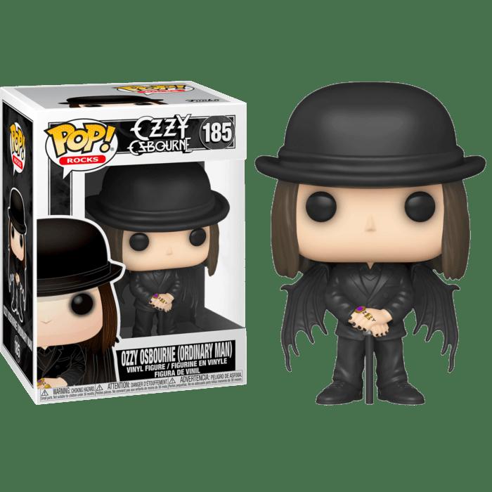 Ozzy Osbourne POP! Vinyl Figure Ozzy Osbourne (Ordinary Man) Limited 9 cm