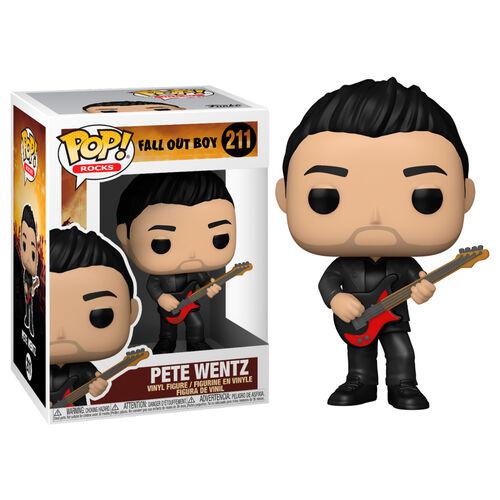 Fall Out Boy POP! Rocks Vinyl Figure Pete Wentz 9 cm