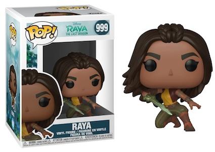 Raya and the Last Dragon POP! Disney Vinyl Figure Raya Warrior Pose 9 cm
