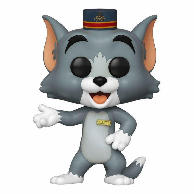 Tom & Jerry POP! Movies Vinyl Figure Tom 9 cm