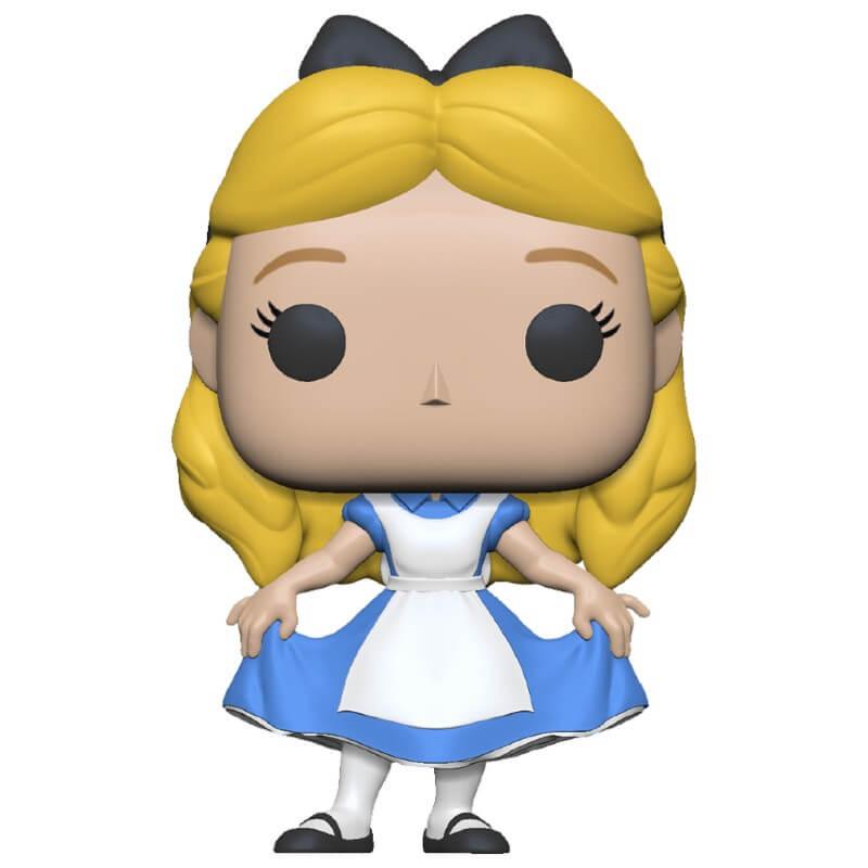 Alice in Wonderland POP! Disney Vinyl Figure Alice 70th Anniversary 9 cm