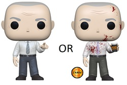 The Office US POP! TV Vinyl Figure Creed w/ Bloody Chase 9 cm Assortment (2)