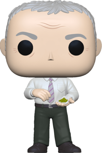 The Office US POP! TV Vinyl Figure Creed with Mung beans Limited 9 cm