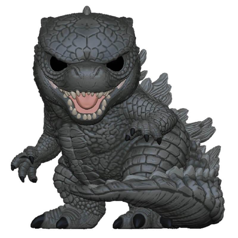 Godzilla Vs Kong Super Sized POP! Movies Vinyl Figure Godzilla 25 cm