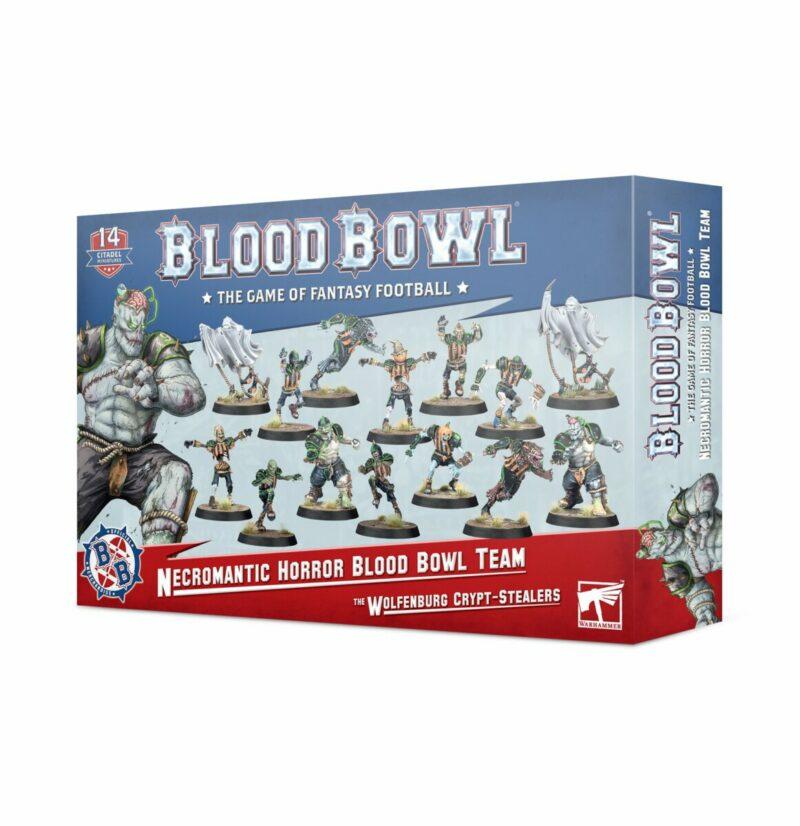 Blood Bowl: Necromantic Horror Team (Inglese)
