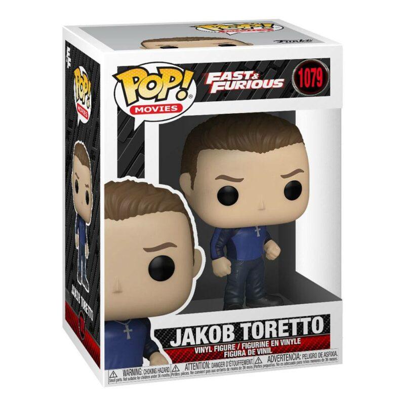 Fast & Furious 9 POP! Movies Vinyl Figure Jakob Toretto 9 cm