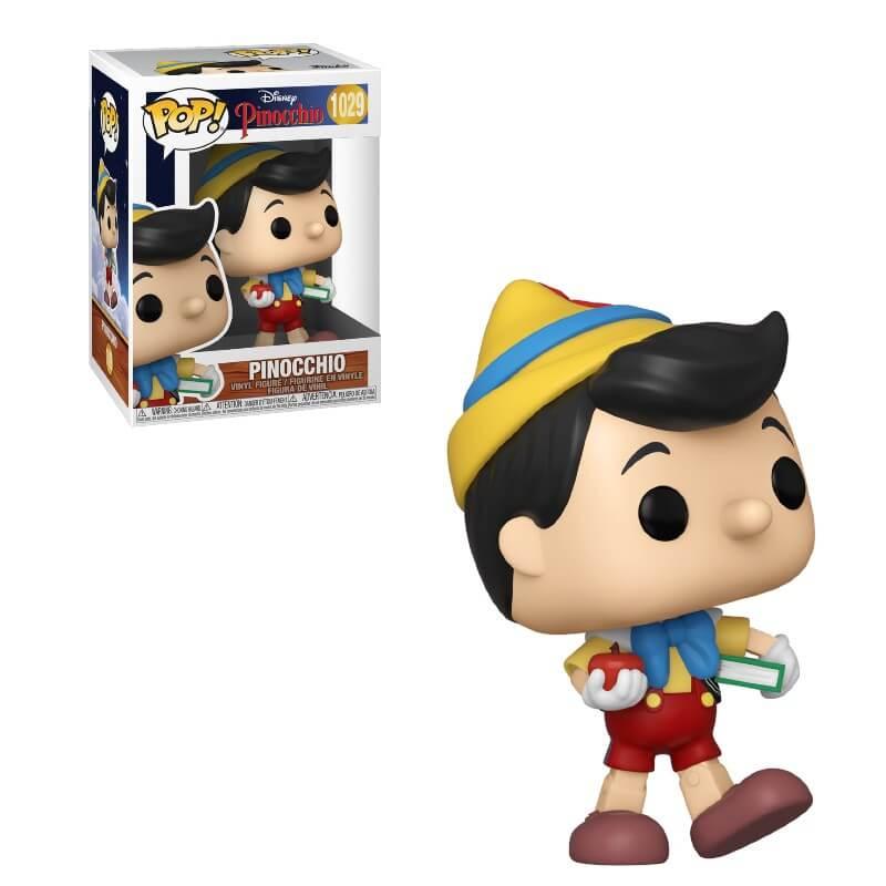 Pinocchio POP! Vinyl Action Figure Pinocchio 80th Anniversary 9 cm