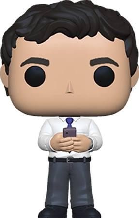 The Office US POP! TV Vinyl Figure Ryan Howard Limited 9 cm