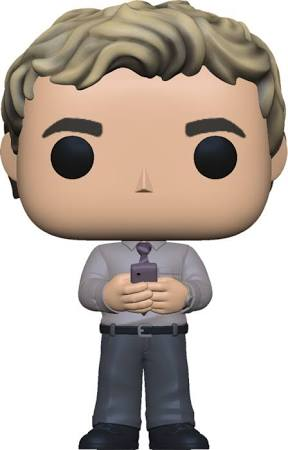The Office US POP! TV Vinyl Figure Ryan Howard with blonde hair Limited 9 cm