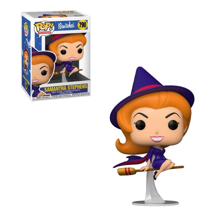 Bewitched POP! TV Vinyl Figure Samantha Stephens as Witch 9 cm