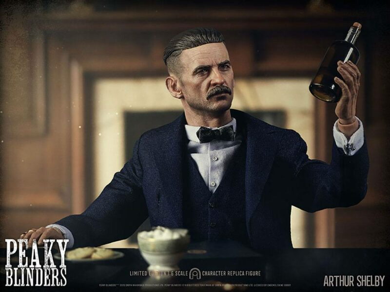 Peaky Blinders Action Figure 1/6 Arthur Shelby Limited Edition 30 cm