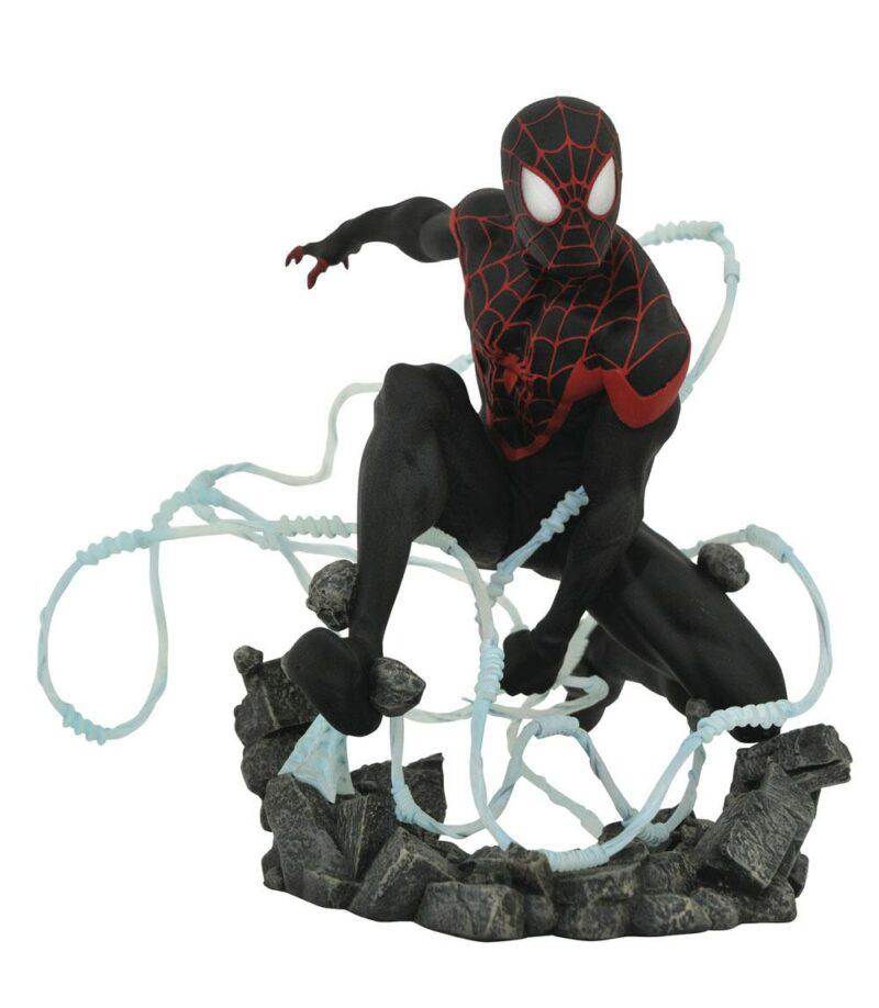 Marvel Comic Premier Collection Statue Miles Morales Spider-Man 23 cm