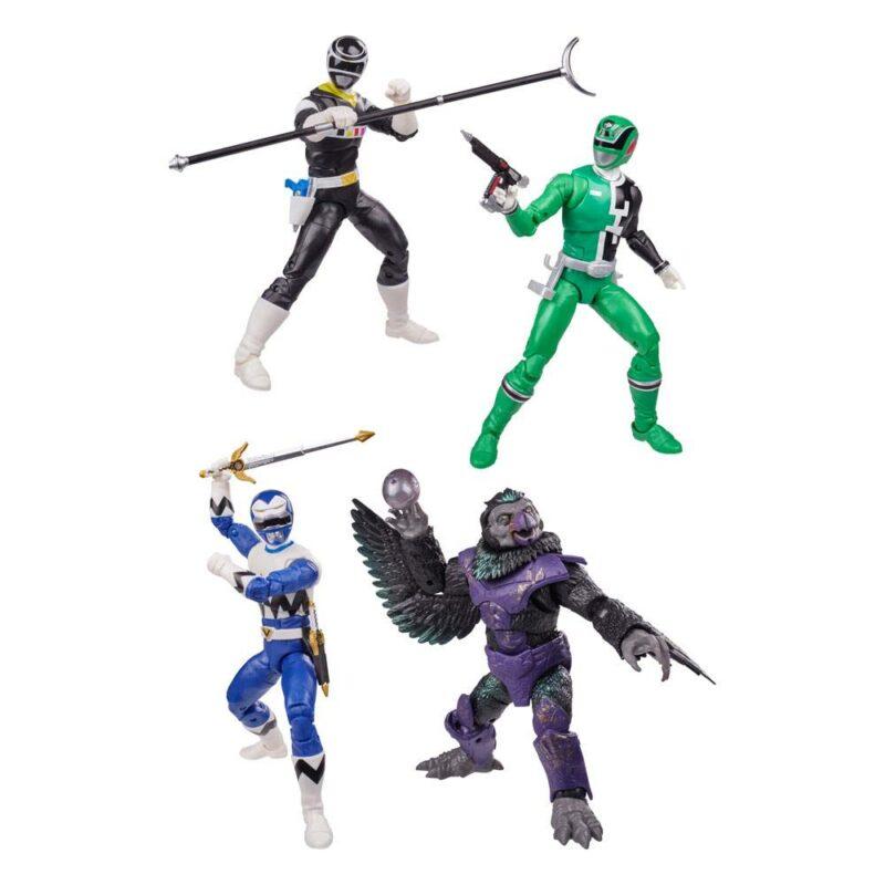 Power Rangers Lightning Collection Action Figures 15 cm 2021 Wave 3 (Assortment 4)