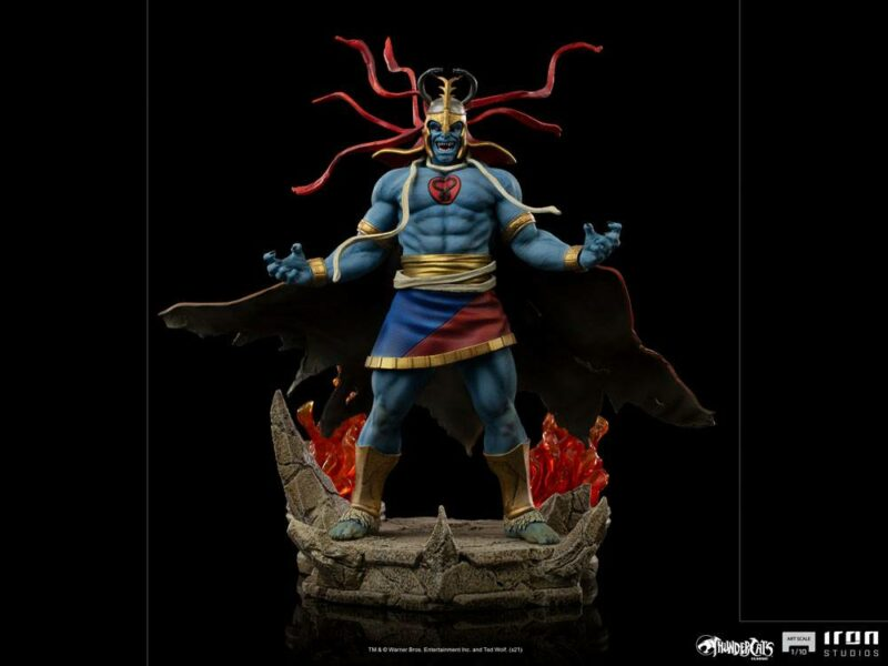 Thundercats BDS Art Scale Statue 1/10 Mumm-Ra 28 cm