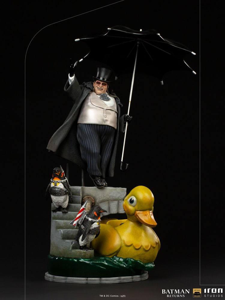 Batman Returns Deluxe Art Scale Statue 1/10 Penguin 33 cm