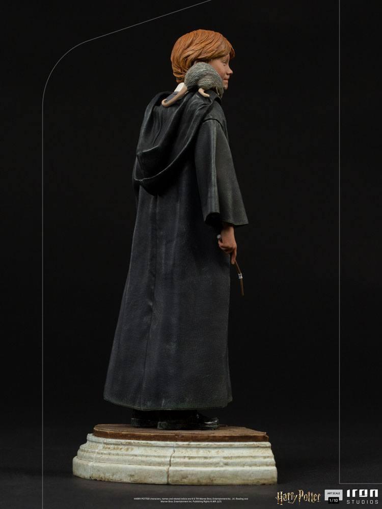 Harry Potter Art Scale Statue 1/10 Ron Weasley 17 cm