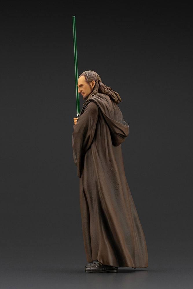 Star Wars Episode I ARTFX+ Statue 1/10 Qui-Gon Jinn 19 cm